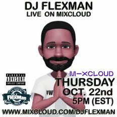 LIVE ON MIXCLOUD!!! 10-22-20 (R&B MUSIC)