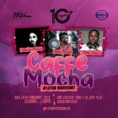 Caffé Mocha #442 feat. Marcus Monroe x Mike Muema x Max Theuri