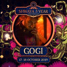 DJ Gogi   Shwaya 3 Year Anniversay
