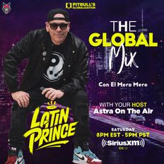 "The Global Mix"" With Your Host: Astra On The Air ""Globalization"" (1/09/2021)"