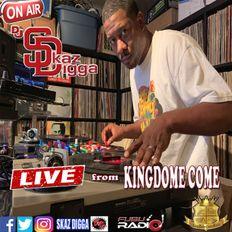 DJ Skaz Digga 90s Rap/RnB Mega Mix #1 (Live From KingDome Come on FUBU Radio)
