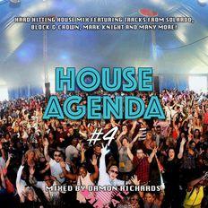 House Agenda #4 Mixed By Damon Richards (House Mix 2021)