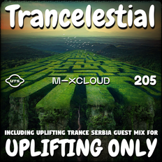 Trancelestial 205 (Incl. Guest Mix for Uplifting Only)