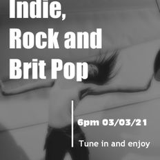 Gordon Mac Live  -  Indie, Rock & Brit Pop