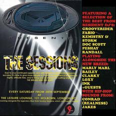 Bailey feat. MC Justyce - Metalheadz, The Leisure Lounge, London - 15/03/97