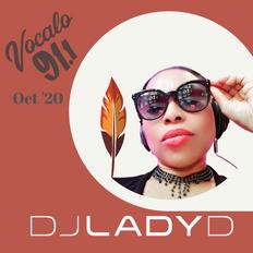 DJ Lady D - Vocalo October 2020