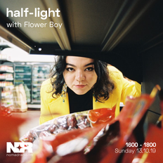 half-light w/ Flower Boy 卓颖贤 - 13th of October