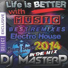 DJMP In the mix Miami Electro House 2014 SELECT (FULL SET)