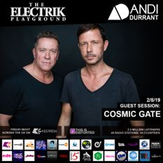 Electrik Playground 2/8/19 inc. Cosmic Gate Guest Mix