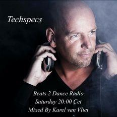 Techspecs 83 on Beats 2 Dance Radio