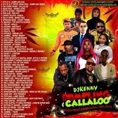 DJ KENNY DUMPLING & CALLALOO CHRISTMAS DANCEHALL MIX 2019