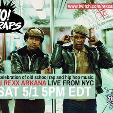 Yo! Haus Arkana Raps - DJ Rexx Arkana