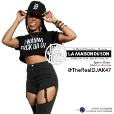 La Maison du Son - featuring DJ AK-47 Los Angeles) Nov.24th 2020
