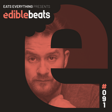 EB091 - edible bEats - Eats Everything live from Terminal V Festival, Edinburgh (Part 2)