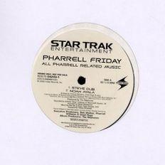 PHARRELL FRIDAYS - ALL PHARRELL/NEPTUNES!! - LIVE STREAM - 09/04/20