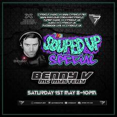 BENNY V & MC PETITE LIVE SHOW ON CYNDICUT 1ST MAY 2021