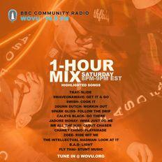 M. Stacks- WOVU 95.9fm mixshow (10.5.19)
