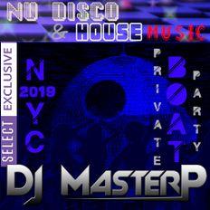 DJMP NU DISCO House Music NYC 2019 (FULL SET) SELECT