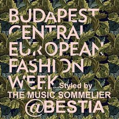 """THE MUSIC SOMMELIER -presents- """"A VERY STYLISH MIX"""" FASHION WEEK BUDAPEST"""