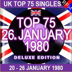 UK TOP 75 : 20 - 26 JANUARY 1980