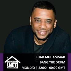 Jihad Muhammad - Bang The Drum Sessions 22 JUL 2019
