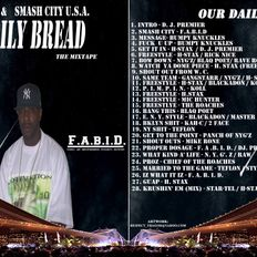 OUR DAILY BREAD MIX - F.A.B.I.D -H STAX - MIKE RONE-PF CUTTIN-2007