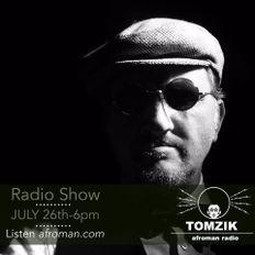 PODCAST AfromanRadio & Tomzik / Summer 2019 / Afro , Soulful , House !