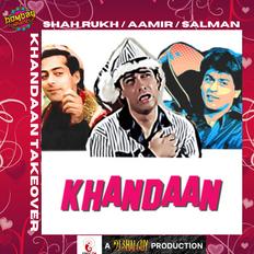 Bombay Mix: Khandaan Podcast Takeover | Best Hits of Shah Rukh Khan, Aamir Khan, Salman Khan