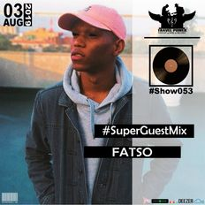 Travel Power Podcast 053 // Super Guest Mix by Fatso
