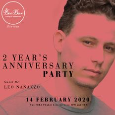 Leo Nanazzo Presents Evokinstate 014 Live Set From Boo Bar in Old City Chiang Mai