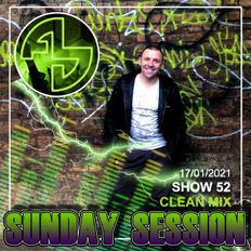 Antoni James presents THE SUNDAY SESSION (17-01-2021) Clean Mix .mp3