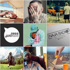 Best of Mengelmoes 2018: Frank Ocean, Tyler The Creator, Kanye West, Solange, J. Cole, Guru...
