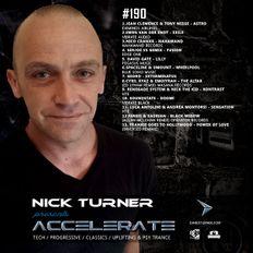 Nick Turner - ACCELERATE #190