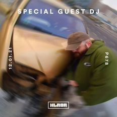 XLR8R Podcast 678: Special Guest DJ
