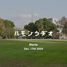 #234 Norio from OSAKA, JPN. Nov. 26th. 2020