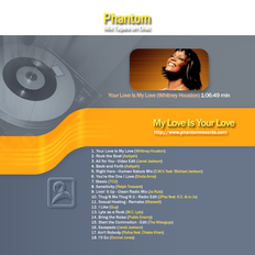 ©2001 My Love Is Your Love (Whitney Houston) DJ Mix