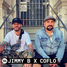 Jimmy B X Coflo   Fault Radio DJ Set at Vinyl Dreams (June 11, 2021)