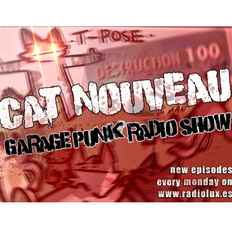Cat Nouveau - episode #204 (29-07-2019)
