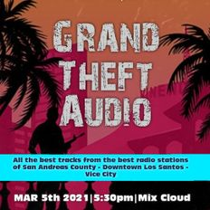 Gordon Mac Live  - Grand Theft Audio