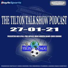 Tilton Talk Podcast 27.01.21