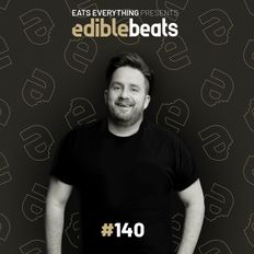 Edible Beats #140 live from Dockyard Festival, Amsterdam