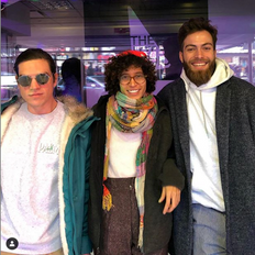 The Soul Clap Records Show with Birds of Rhythm Times Square Transmissions 12/18/18