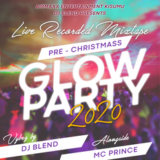 DJ BLEND & MC PRINCE LIVE IN KISUMU - (2020 PRE-CHRISTMAS PARTY)