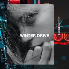 WINTER DRIVE -Chill R&B mix-
