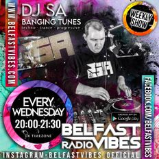 DJ SA Banging Tunes 43