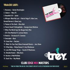 The Edge 96.1 MixMasters #350 - Mixed By Dj Trey (2021) :: Soul // Neo // Nu Soul // Future