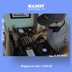 Liquid Lounge 003 - w/Tracks from Calibre, Apex and Dossa & Locuzzed (Live Stream)
