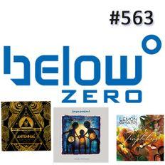 Below Zero Show #563