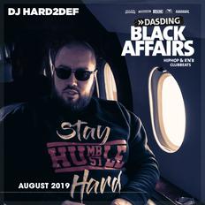 Black Affairs Radioshow | Aug 2019