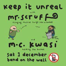 Mr. Scruff DJ Set - Keep It Unreal, Manchester, December 2018